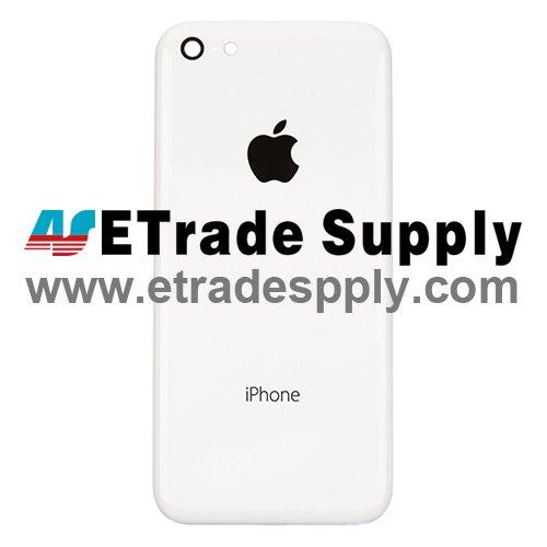 OEM Apple iPhone 5C Rear Housing - White