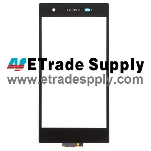 OEM Sony Xperia Z1S C9616 Digitizer Touch Screen - Black - With Sony Logo Only