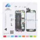 Replacement Part for Apple iPhone 5 Magnetic Screw Mat - R Grade