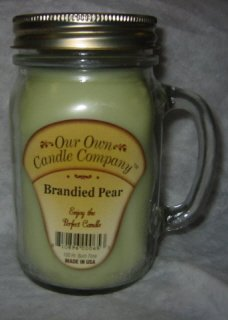 BRANDIED PEAR