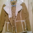 RUE 21 faux fur coat size small