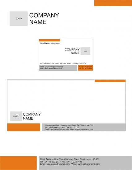CORPORATE IDENTITY, BUSINESS CARD, LETTERHEAD, ENVELOPE, LOGO, STATIONERY