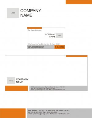 CORPORATE IDENTITY, BUSINESS CARD, LETTERHEAD, ENVELOPE, LOGO, STATIONERY