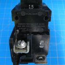 15 Amp PUSHMATIC Double Pole Breaker P215