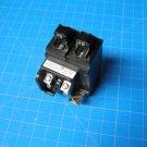 15&15 AMP PUSHMATIC Duplex Twin  BREAKER P1515