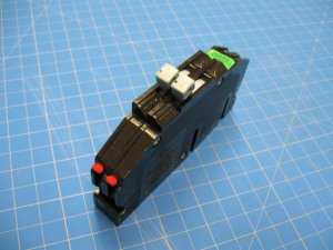 15 AMP Zinsco,GTE Sylvania,Magnetrip 2 Pole Circuit Breaker Type R-38
