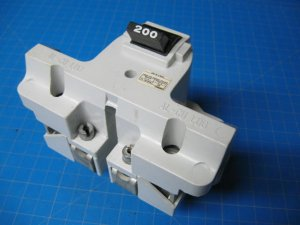200 AMP Federal Pacific FPE Main Breaker Type 2B