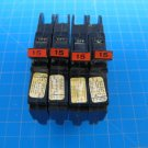 Set Of 4 15 AMP  Federal Pacific FPE Breakers