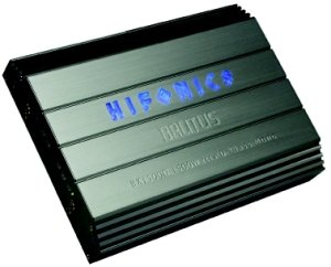 Hifonics Bx 1500d - Brutus 450watts Mono Power Amplifier