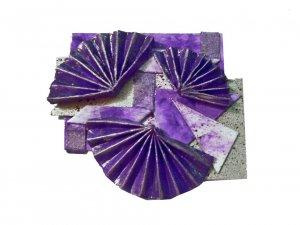 Purple Fan