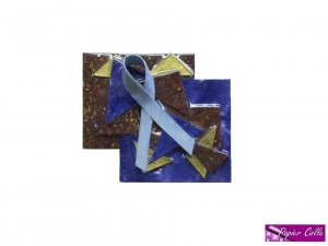 Lt Blue Ribbon