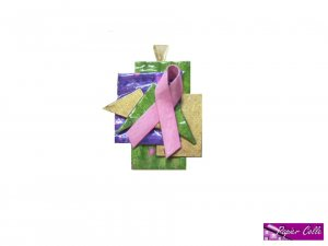 Pink Ribbon Lime