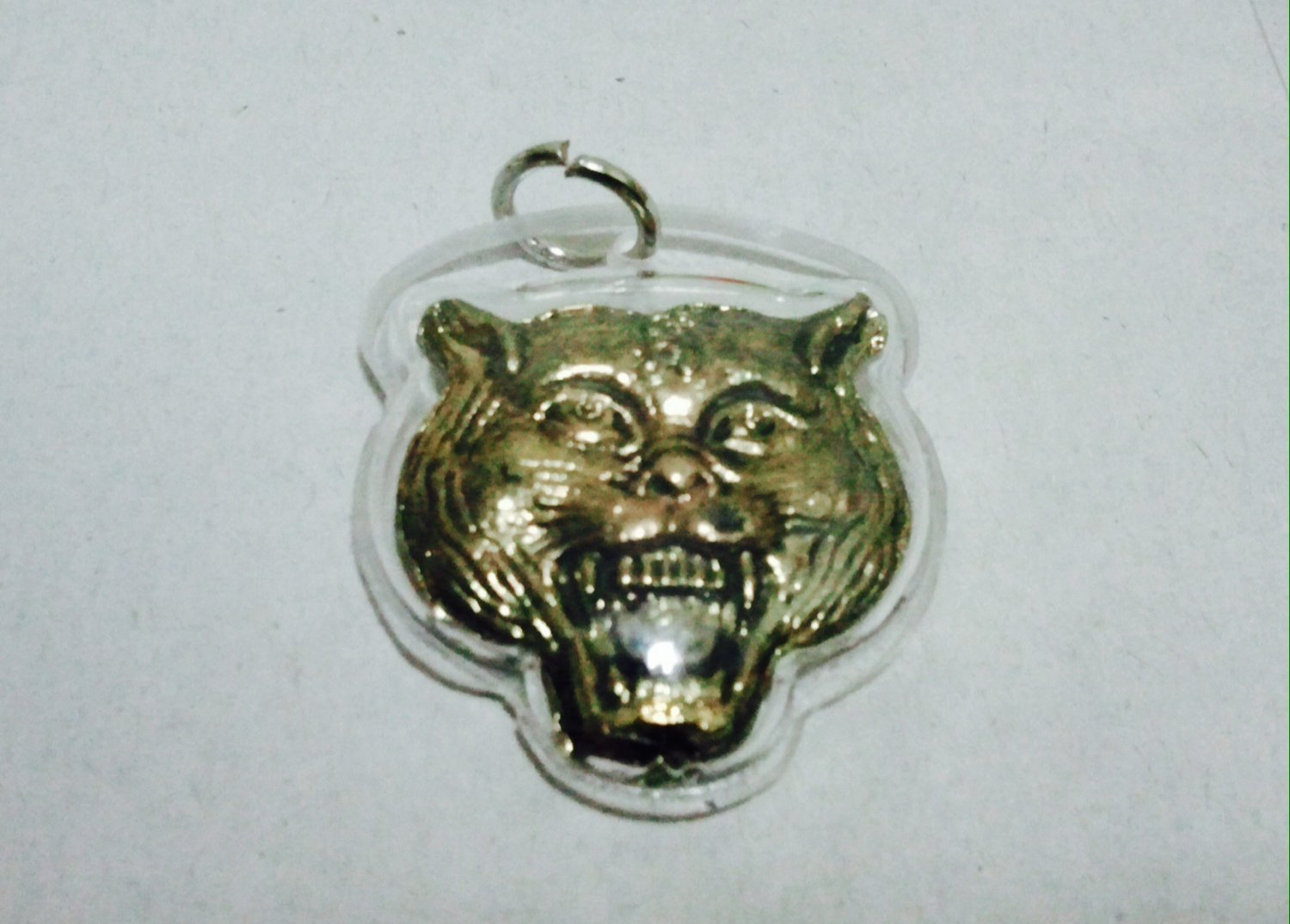 Antique Lucky TIGER Amulet Pendant