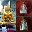 Nava Crore Millionaire Nine Faces Amulet Buddha Gold Plated Pendant