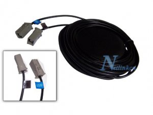 GPS+GSM Combined Antenna With GT5 Connector / 5M Cable