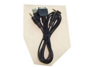 Pioneer CD-IU201V (cdiu201v) USB Interface Cable for iPod and iPhone