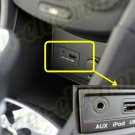 iPHONE 6 PLUS/ 6S PLUS AUX CABLE 3.5MM USB KIA HYUNDAI 96125-2L000 P8620 Black