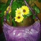 Jessica Simpson leather purse,leather handbag,women's handbag
