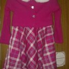 Youngland 60% cotton toddlers 2. T dress 4 girls.