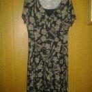 Croft&barrow spandex dress for women V cute size. L