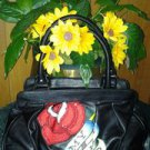My true love leather Handbag v cute 4 women