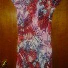 Elementz spandex dress v cute fore women size L