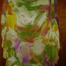 Lane. Bryant made in U.S.A v pretty chiffon blouse for women size26/28