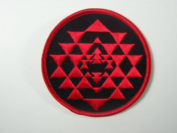 Battlestar Galactica Orig Series Red Shoulder Patch