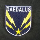 Stargate Atlantis TV Series Daedalus Ship Crew Patch