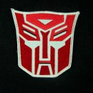 Transformers Autobot Logo Embroidered Patch