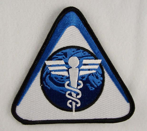 Firefly /Serenity Medical Triangle Uniform Logo Patch