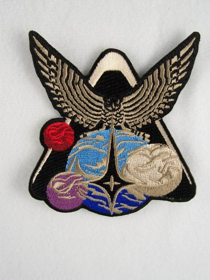 Firefly /Serenity Alliance Logo Uniform Patch