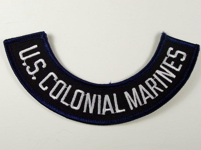 Aliens Movie U.S. Colonial Marines Suloco Patch