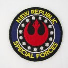 Star Wars New Republic Special Forces Embroidered Patch