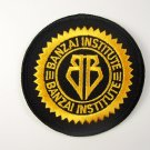 Buckaroo Banzai Banzai Institute Logo Patch
