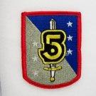 Babylon 5 TV Series Shield Uniform Shoulder Patch