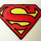Superman S Logo Embroidered Shoulder Patch