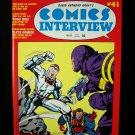 Comics Interview #41 Jack Kirby Bob Burden 1986