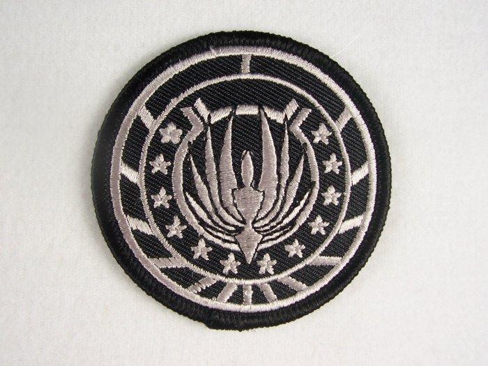 Battlestar Galactica Razor Marines Chest Logo Patch