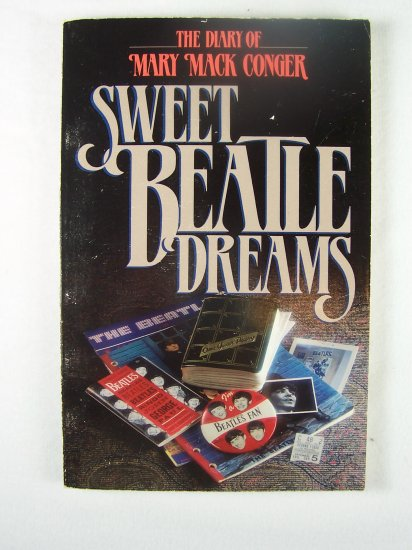 Sweet Beatle Dreams by Mary Mack Conger PB Book 1989