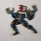 Amazing Spiderman Venom Villain Figure Embroidered Patch