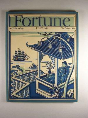 Fortune Magazine Vol II No. 1 July 1930