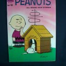 Peanuts #5 Dell Comics 1960 Gag Strip Back Cover Varient