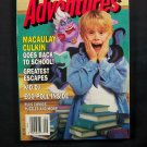 Disney Adventures Magazine V.1 #11 1991