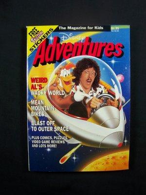 Disney Adventures Magazine V.1 #6 1991