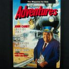 Disney Adventures Magazine V.1 #5 1991 John Candy Cover