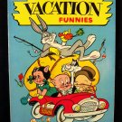 Dell Giant Bugs Bunny Vacation Funnies #1 Dell Comics 1951