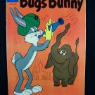 Bugs Bunny #66 Dell Comics 1959