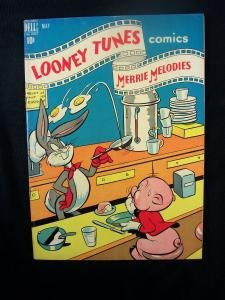 Looney Tunes & Merrie Melodies #91 Dell Comics Book 1949