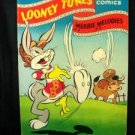 Looney Tunes & Merrie Melodies #62 Dell Comics Book 1946
